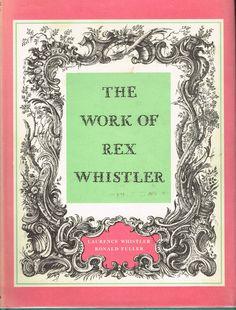 The Work of Rex Whistler