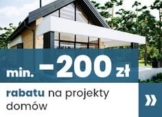 Projekt domu Madera II 132,2 m2 - koszt budowy - EXTRADOM Bungalow House Design, One Story Homes, Story House, Small House Plans, Planer, Exterior, How To Plan, House Styles, Modern
