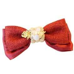 Elegant Cute Red Bow Hair Claw Fashion Hair Clip Creative Hair Claw/Hairpin -- This is an Amazon Affiliate link. For more information, visit image link.