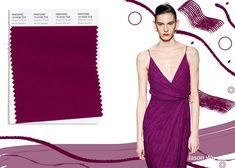 Winter Fashion Casual, Women's Summer Fashion, Autumn Fashion, Casual Fashion Trends, 2020 Fashion Trends, Magenta, Purple, Fashion Colours, Colorful Fashion