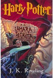 Harry Potter E A Câmara Secreta (Harry Potter #2) capa