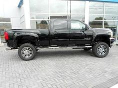 2013 Chevy Silverado 2500HD Diesel Southern Comfort Lifted Truck