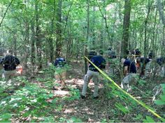 A Hunter Accidentally Found Human Remains in the Woods!