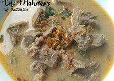 Makassar, Indonesian Food, Dan, Food And Drink, Cooking Recipes, Chicken, Indonesian Cuisine, Chef Recipes