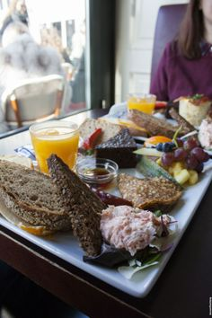 Copenhagen - Cafe Norden
