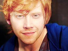 Harry who? I adore Ron.