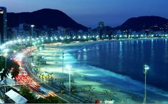 Rio de Janeiro is the most wonderful part of Brazil and mostly known for its great food, culture, festivals, people and tourist attractions. Central America, South America, Green Sand Beach, Copacabana Beach, Champs Elysees, Urban, Car Rental, Continents, Cool Photos