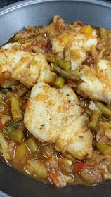 Fish Recipes, Seafood Recipes, Keto Recipes, Cooking Recipes, Healthy Recipes, Good Food, Yummy Food, Salty Foods, Keto Meal Plan