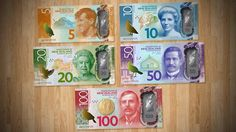 Our pretty money