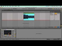 Ableton Tutorial - Warping as an Effect - YouTube