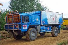 Truck Camper, Camper Van, Man Kat, 4x4, Expedition Truck, Construction Machines, Engineering Projects, Big Rig Trucks, Tobias