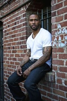 Sexy Black Men | Image - Black-man-fine-guy-hot-man-omari-hardwick-favim.com-104569.jpg ...