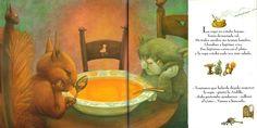 Sopa de calabaza | Libroseducativosinfantiles yjuveniles | Los Cuentos de Bastian