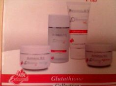 Illuminous Plus Glutathione Collection 4 N 1 set (ship from Philippines)read