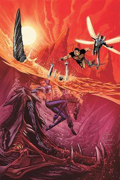 #Teen #Titans #Fan #Art. (Teen Titans #84) By: Joe Bennett. (THE * 5 * STÅR * ÅWARD * OF: * AW YEAH, IT'S MAJOR ÅWESOMENESS!!!™)