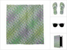 Colorful Zigzag pattern Fashion Decor phone cases more #zazzle #trends #style #gifts