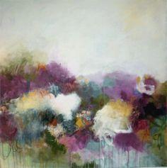 a waltz of gratitude 80 x 80 cm mixed on canvas ® Anna Schüler 2013