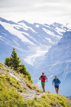 Berner Oberland - Patitucci Trail running in Switzerland