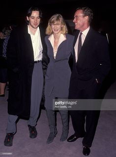 John Cusack, Laura Dern and John C. McGinley attend the premiere of 'Article 99'…