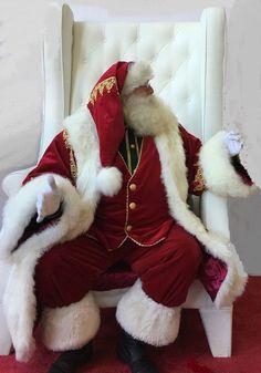 Home - That Santa Guy - Santa Claus Videos Merry Christmas To All, Christmas Scenes, Father Christmas, Santa Christmas, Mrs Claus, Santa Clause, Santa Real, Santa Experience, Naughty Santa