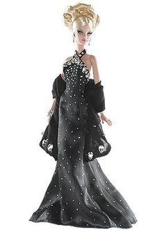 Barbie Collector # N6601 Philipp Plein