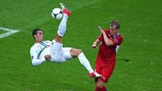 Cristiano Ronaldo stood up to be counted once again as he lead Portugal into the Euro 2012 semi-finals after a victory over the Czech Republic. Cristiano Ronaldo Cr7, Cr7 Vs Messi, Christano Ronaldo, Ronaldo Football, Cr7 Portugal, Portugal Soccer, Play Soccer, Football Soccer, Soccer Stuff