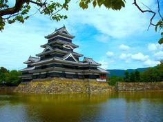 Château de Matsumoto, Matsumoto 松本市