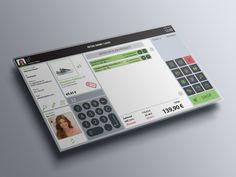 Interfaz de usuario para TPV - Walrus