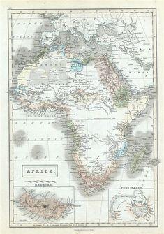 #maps #Africa