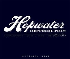 Hopwater Distribution