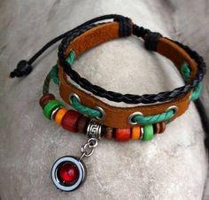 pulseira  tibetanas, bijubel.com