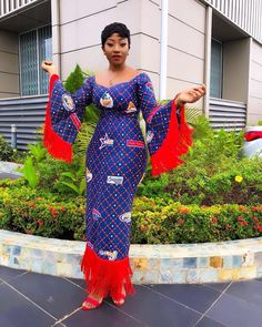 African Long Dresses 2018. Hi dearies, check out the most wanted amazing African dresses you have not seen. These long dresses will give you a modest, modern and beautiful appearance.