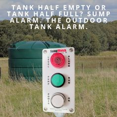 Many areas of the US are in a #drought and every drop of water counts. Whether its tank to stop a tank from overfilling, or give warning when it is getting low, #tankalarms from Sump Alarm can be made to fit your needs. Contact Us, if we don't have a standard product.. we'll make you one. And by the way.. your tank is always half full. http://ow.ly/S0Uvv