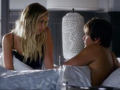 With Jenna still out there, Hanna and Caleb plan their next move in an exclusive clip