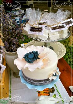 Special Occasions | The Flour Pot | Wedding Cakes, Fine Cakes, Pastries and Desserts | Pemberton, Whistler BC