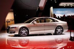 Biggest New-Car Cash Rebates: Audi A8