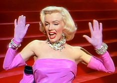 Image result for woman wearing diamonds