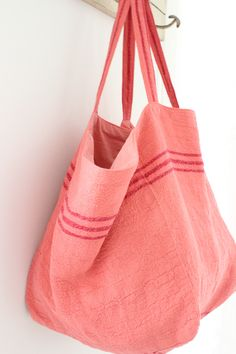 Ana & Cuca Sack Bag, Linen Bag, Fabric Bags, Market Bag, Handmade Bags, Beautiful Bags, Tote Handbags, Jute, Bag Making