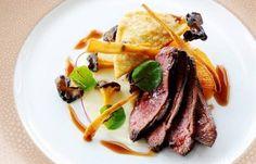Duck Breast Recipe With Duck Leg & Swede Samosa - Great British Chefs