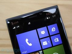 Nokia Lumia 920: Looks like there's finally a competitive Windows Phone.  @Beth Newfeld, this one's for you!