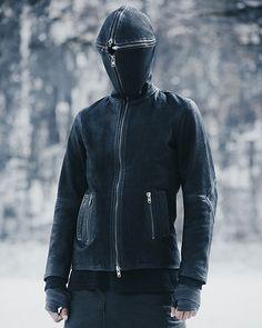 Zip it! Dystopian Fashion