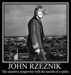 John Rzeznik of The Goo Goo Dolls.