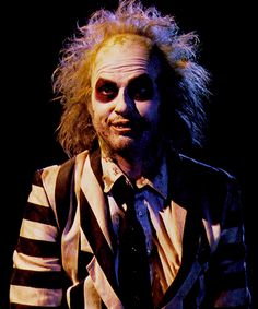 Beetlegeuse 1988 - Michael Keaton. Miss You, Brent.