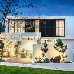 Modern Exterior by Impress Photography