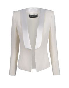 BALMAIN Blazer- fantastic with white pants for a night out