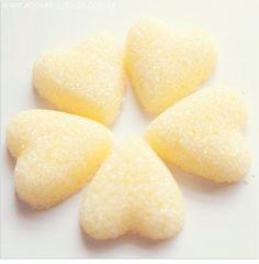 Terrones de azúcar. - Adorable