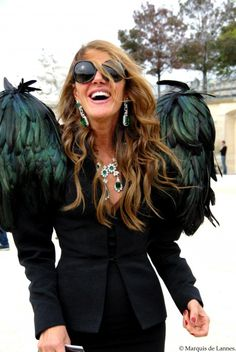 In honor of New York Fashion Week behold: Vogue editor, Anna Dello Russo's 10 Rules of Fashion. Anna Dello Russo, Fashion Editor, Fashion Stylist, Elite Fashion, Vogue Fashion, Paris Fashion, Vogue Japan, Style Icons, Celebs