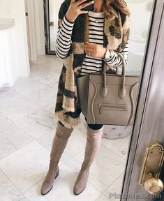 30 Awesome Fall Women Outfit Ideas