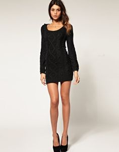 cute dress for blackout game!