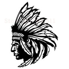Free coloring page coloring simple native american profile simple Swimming Pool Coloring Pages Illini Basketball Coloring Yard Coloring Pages